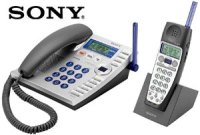 2.4GHz CORDLESS PHONE SYSTEM