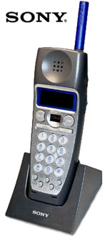 2.4 GHz CORDLESS ACCESSORY HANDSET