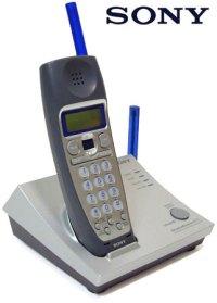 2.4GHz CORDLESS PHONE