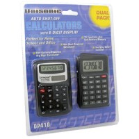 DUAL PACK CALCULATORS