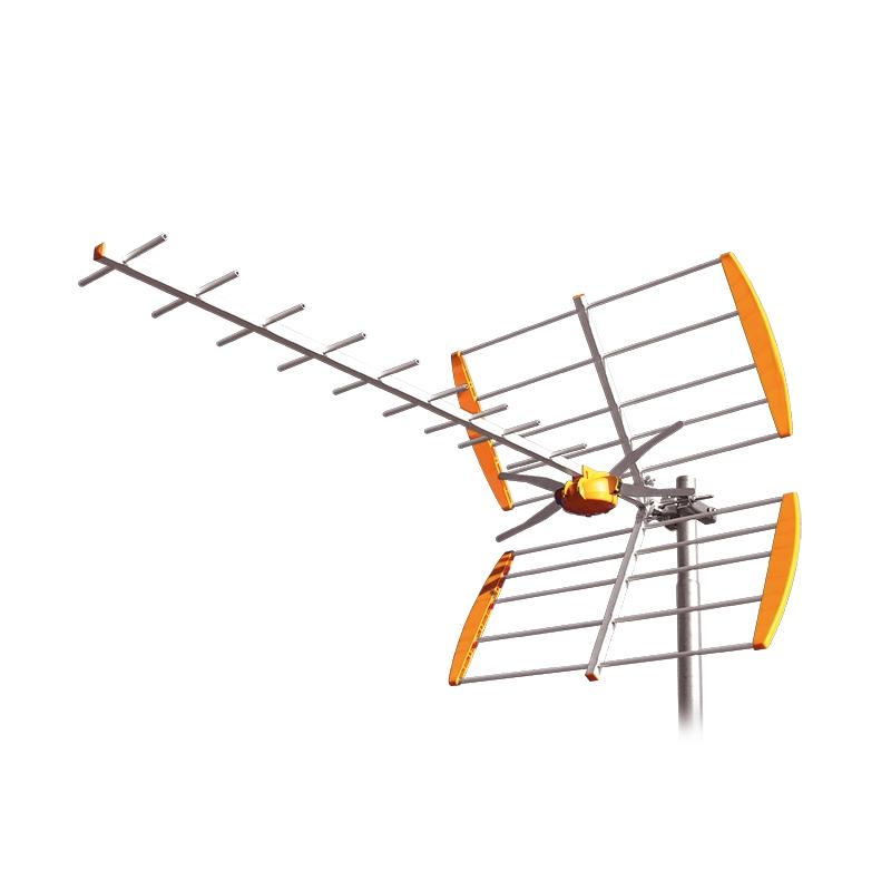 TERRESTRIAL ANTENNAS / UHF / 1121 UHF ANTENNA 13 ELEMENTS 12dB