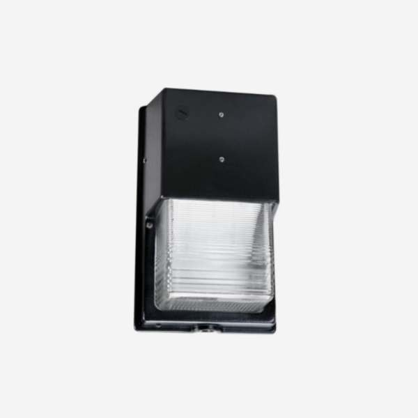 mini wall pack led lighting solution black accents