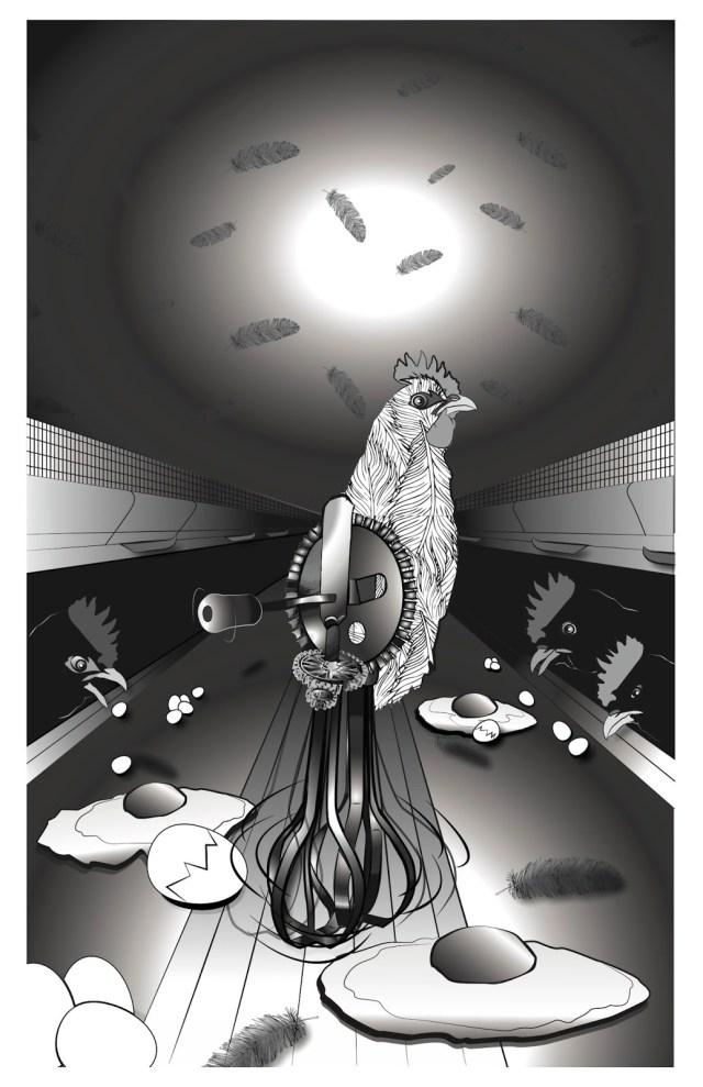 Melanie Passajou, Fantasy Appliance