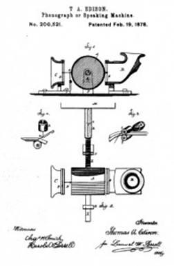 Edison Patents: Blueprints for Today's Technology Advances