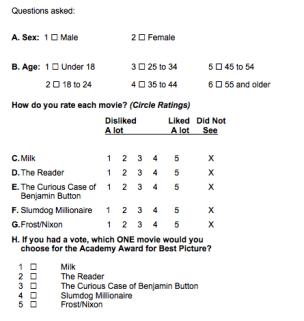 best_picture_questionnaire