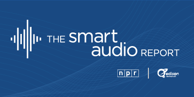 NPR Smart Audio Report logo