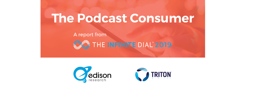 The Podcast Consumer 2019