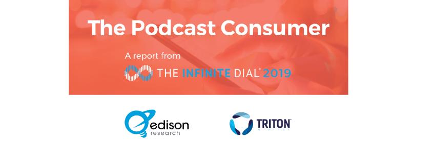 Podcast Consumer 2019
