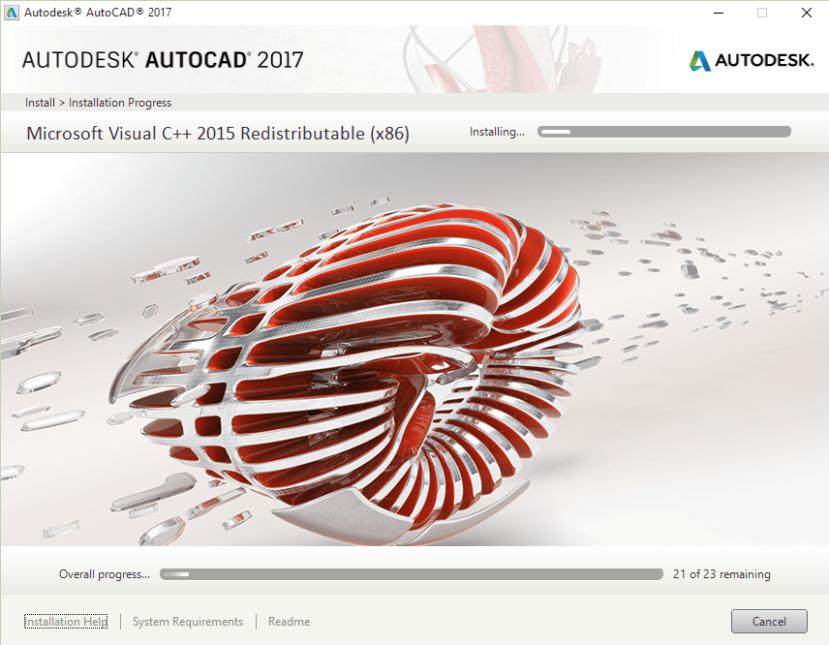 Cara Install Auto CAD 2017 64 bit-02