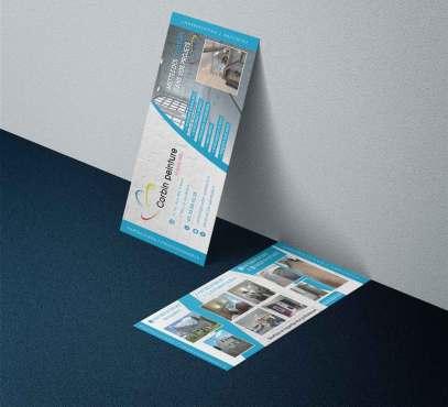 Flyer print