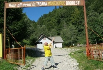 Tabara Vanatorul Dobresti