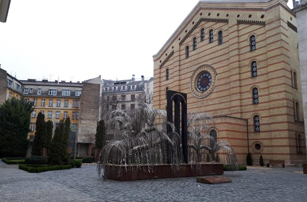 Sinagoga de pe strada Dohany