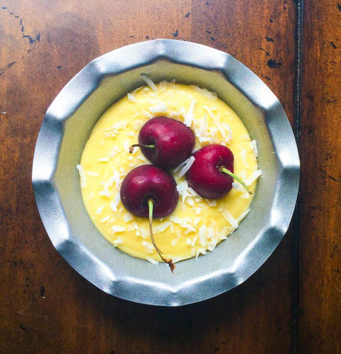 No-Bake Paleo Lemon-Lime Tarts