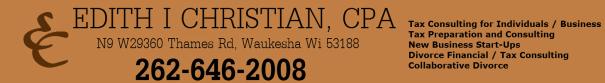 Tax Preperation Waukesha, Milwaukee Tax Preparation, Small Business tax Preparation