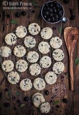 Biscuiti cu masline