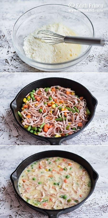 preparare-frittata