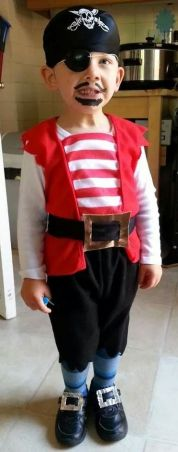 Pirate Pucco