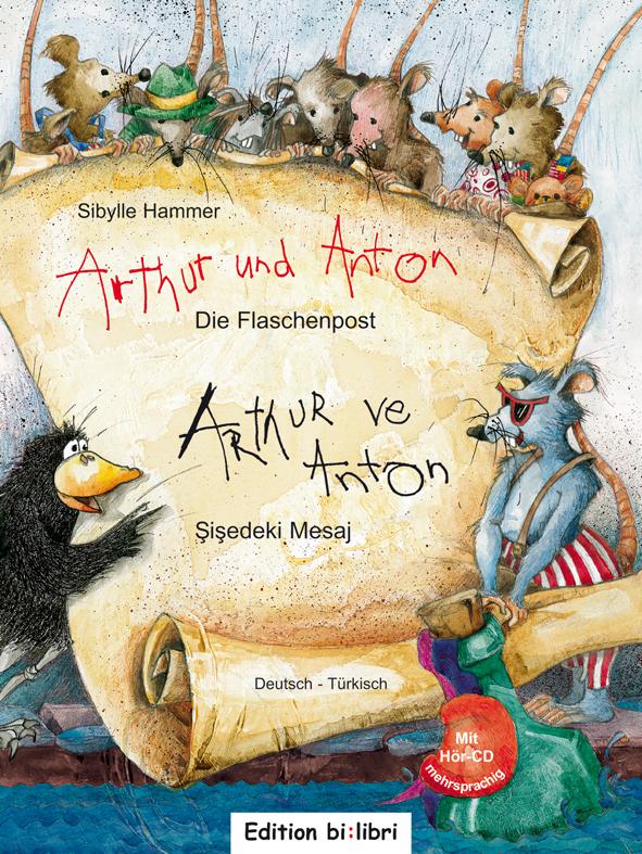 Arthur und Anton - Die Flaschenpost