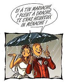 Ch'ti quand il pleut