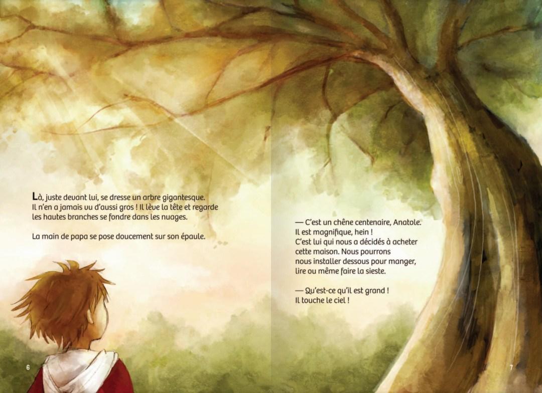 Anatole et le chêne centenaire - page 6