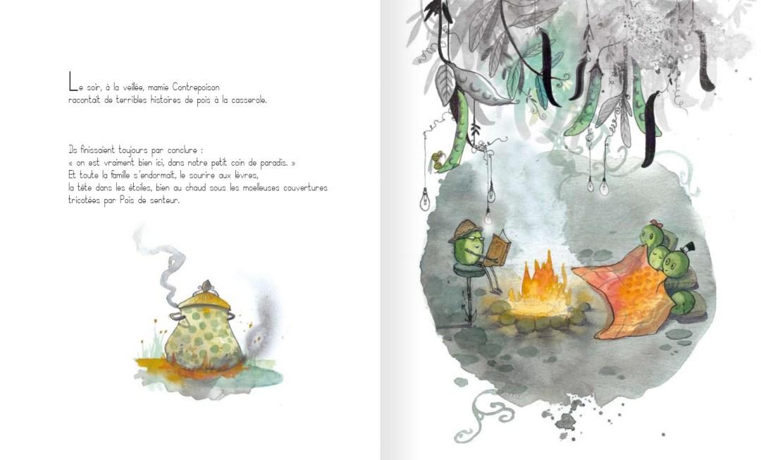 Du grabuge chez les petits pois - page 7