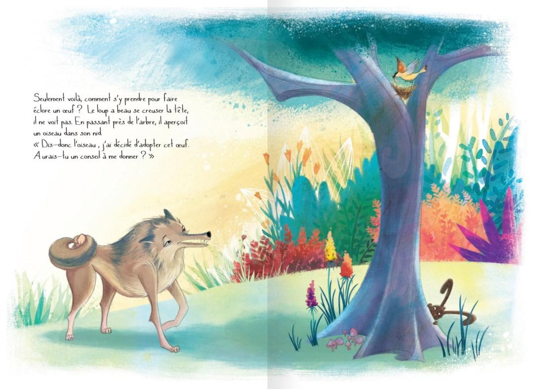Une faim de loup ! - page 5