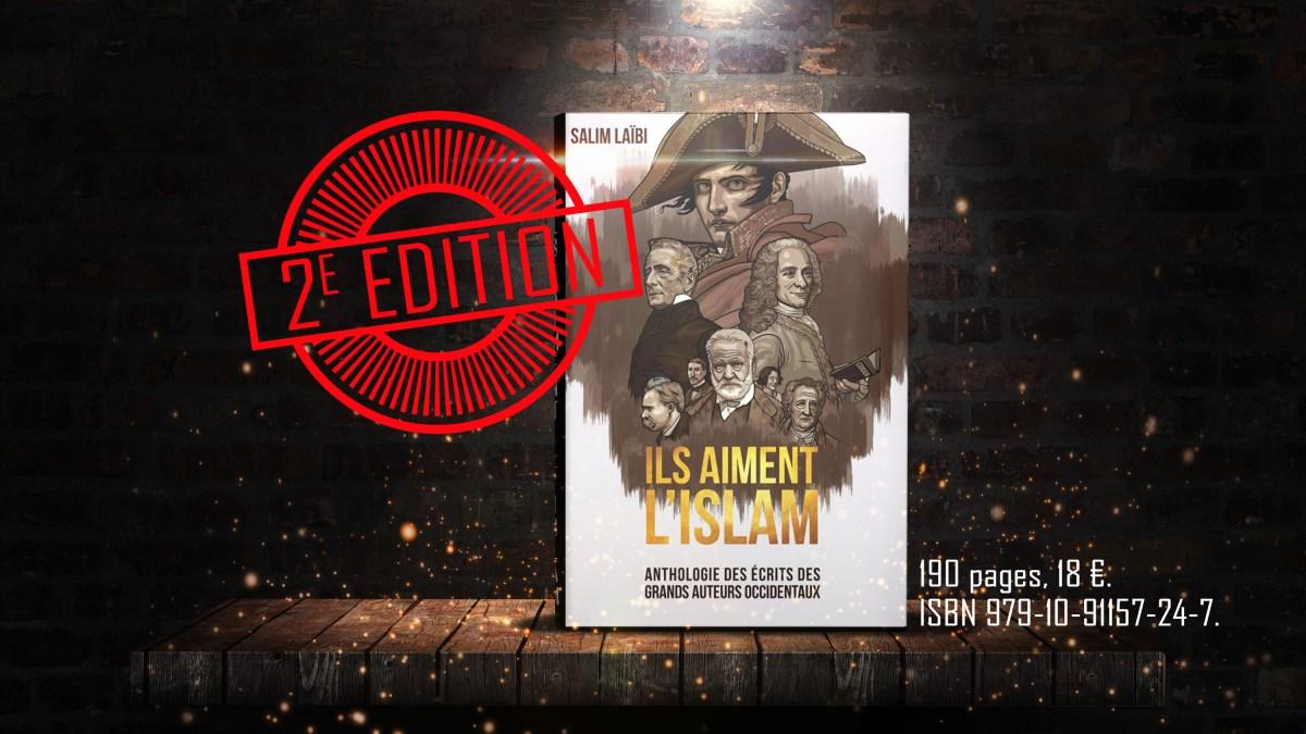 Réédition de « Ils aiment l'Islam » de Salim Laïbi