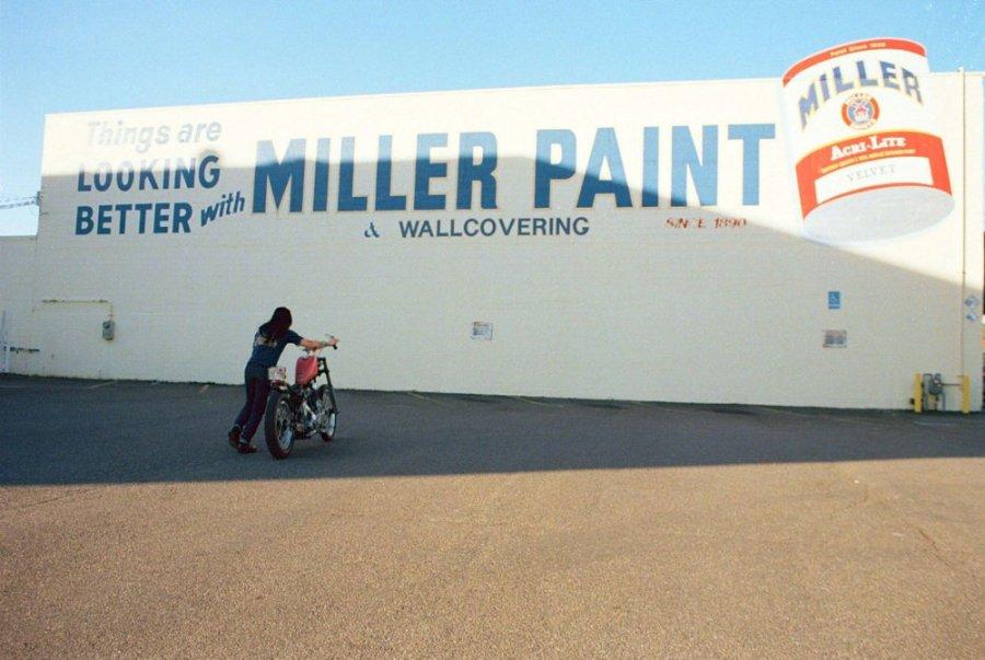 Larry Niehues Miller Paint
