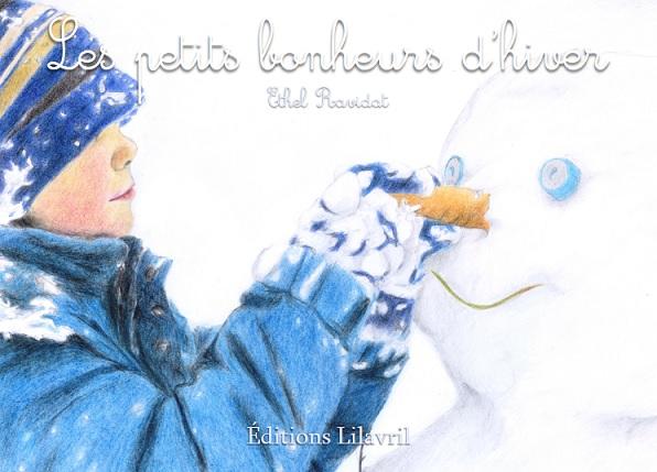 couv les petits bonheurs d'hiver image