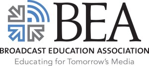 Broadcast Education Association logo