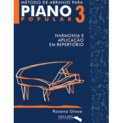Método de Arranjo para Piano Popular Volume 3