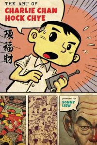 Cover of the Art of Charlie Chan.
