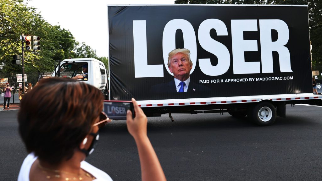 By embracing the Big Lie, the Republicans risk injuring swing voters in the coming midterms