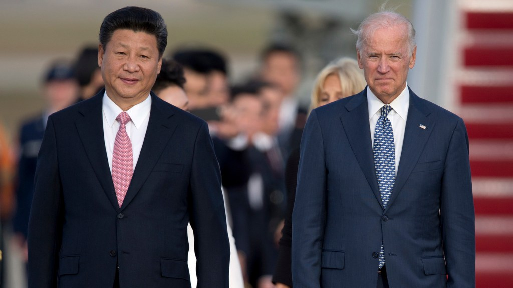 Joe Biden has a once-in-a-lifetime chance to unite the working class in a global race against China