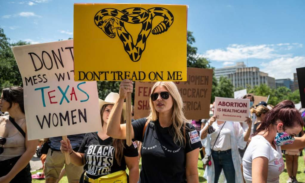 Texas creates a market for abortion vigilantism