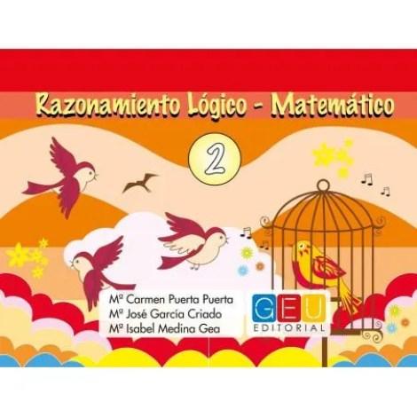 Razonamiento lógico–matemático 2