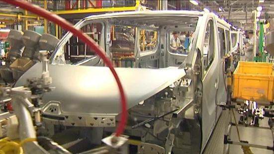 Tentative de suicide à l'usine Renault de Sandouville près du Havre