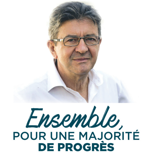 Le 23 avril, je voterai pour Jean-Luc Mélenchon