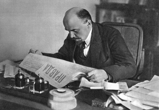 """Chronique de la Révolution d'Octobre 1917 : Les """"Thèses d'Avril"""" où """"les tâches du prolétariat dans la présente révolution"""""""