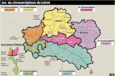 Ce qu'il faut retenir du 1er tour de l'élection législative partielle dans le Loiret