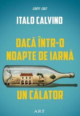 Dacă într-o noapte de iarnă un călător (Italo Calvino)