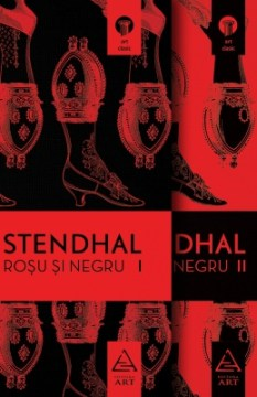Roșu și negru - două volume (Stendhal)