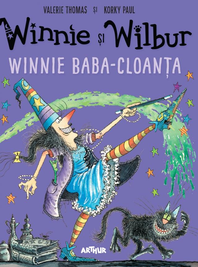 Winnie și Wilbur. Winnie Baba-Cloanța