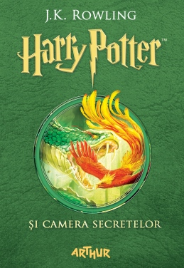 Harry Potter și camera secretelor (J.K. Rowling)