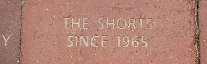 Brick with my family's name on it (The Shorts)