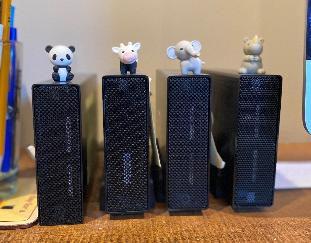 My External Hard Drives for Remote Video Editing Setup During COVID