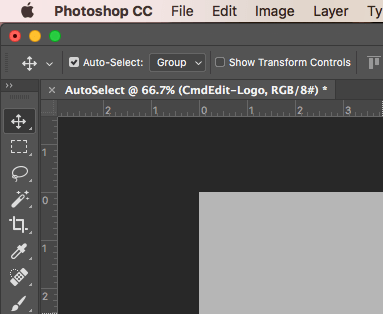 Move Tool and Auto-Select Layer in Photoshop