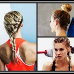 haistyles for workout