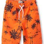 teen boy's swim trunks