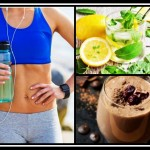 drinks for flat belly